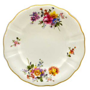 Vintage Royal Crown Derby China Posies Side Plate 1921-1938