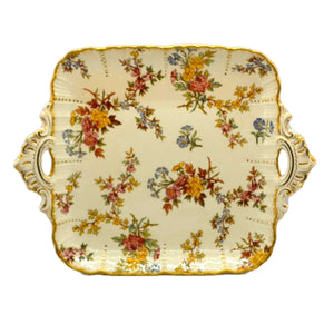 sarreguemines china serving plate