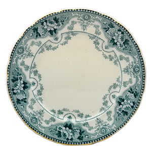 Antique Ford & Sons Argyle China 9.5 inch Dinner Plate