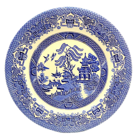 English Ironstone Tableware large dinner plates