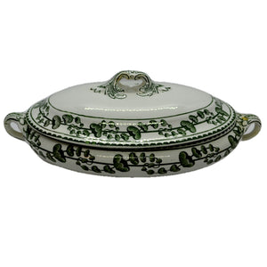 booths china welbeck pattern tureen