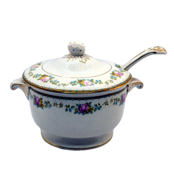 booths silicon china sauce tureen