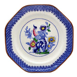 Booths The Pheasant china tea plates