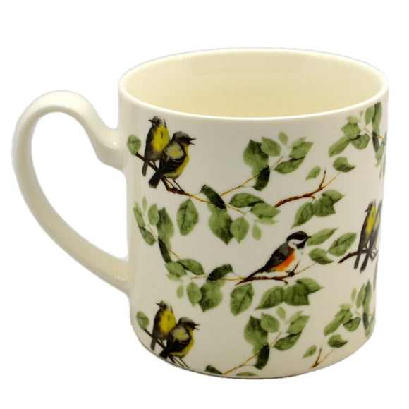 Botanical Discovery No 30536 Chaffinch Mug