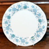 braganza china side plate