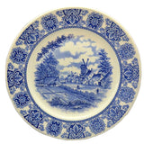 broadhurst delft dinner plates