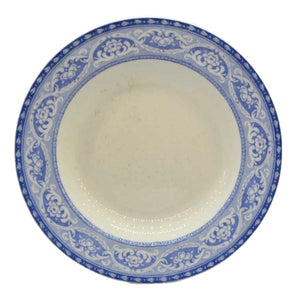 Olympic blue and white china soup bowl