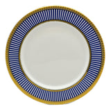 Churchill China Venice Blue and White China Side Plate