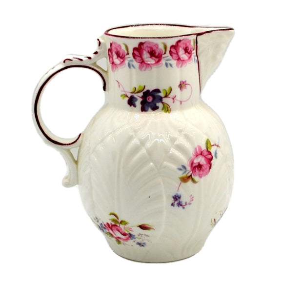 Coalport China the Caughley mask-Head Jug