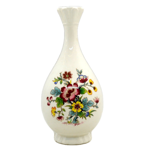 Coalport China Ming Rose Bub Vase