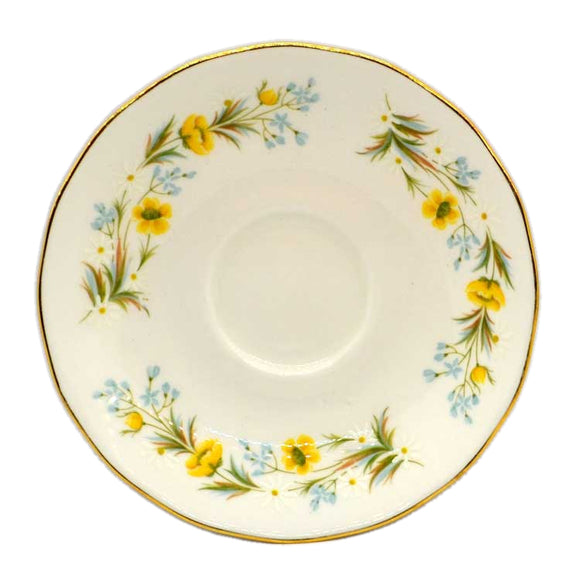 colclough angela tea saucers