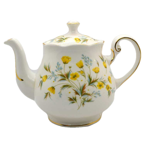 Colclough China Angela pattern Teapot