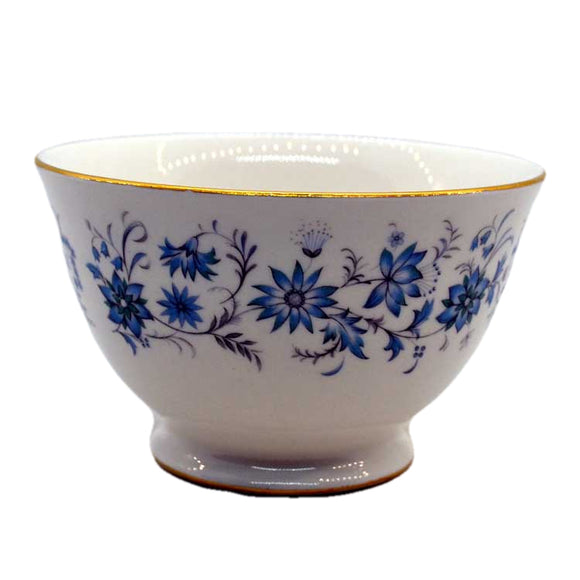 braganza sugar bowl colclough china