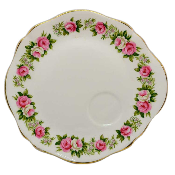 Colclough Enchantment tea party plate