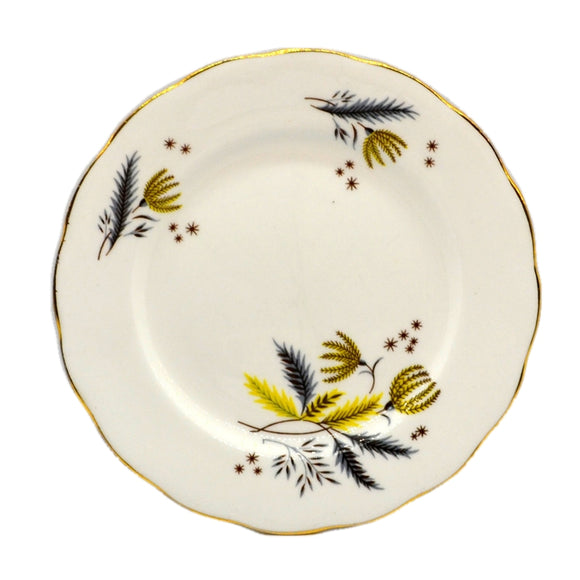 Colclough stardust 6791 china side plates