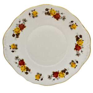 round serving china plates colclough stratford bone china