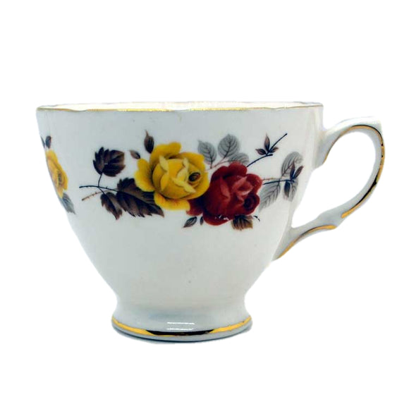 Colclough stratford pattern tea cup shape C