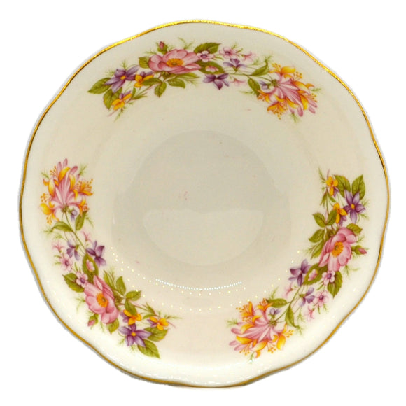 Colclough Wayside Bone China 8581 Dessert Bowl