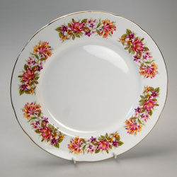 Colclough Dinner Plates wayside