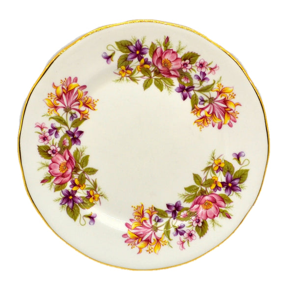 Colclough Wayside Side Plate 6.25