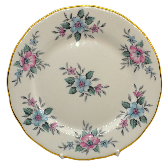 Colclough Copelia bone china side plates