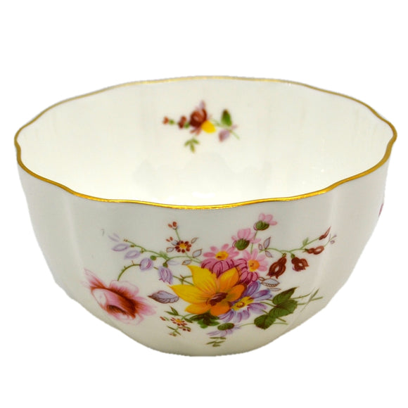 Royal Crown Derby Posies China Sugar Bowl