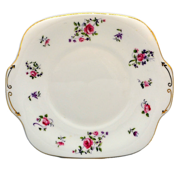 Crown Staffordshire Pink Rose China