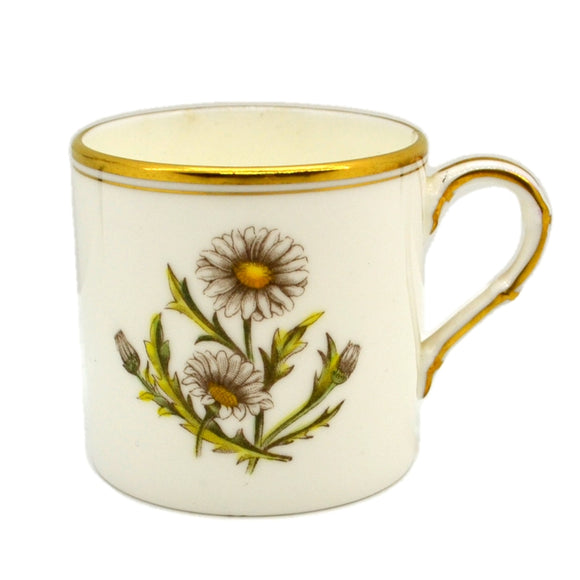 Royal Worcester China Daisy Cup 1959