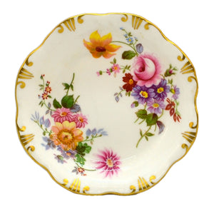 Royal Crown Derby Posies Pin or Ring Dish 1974