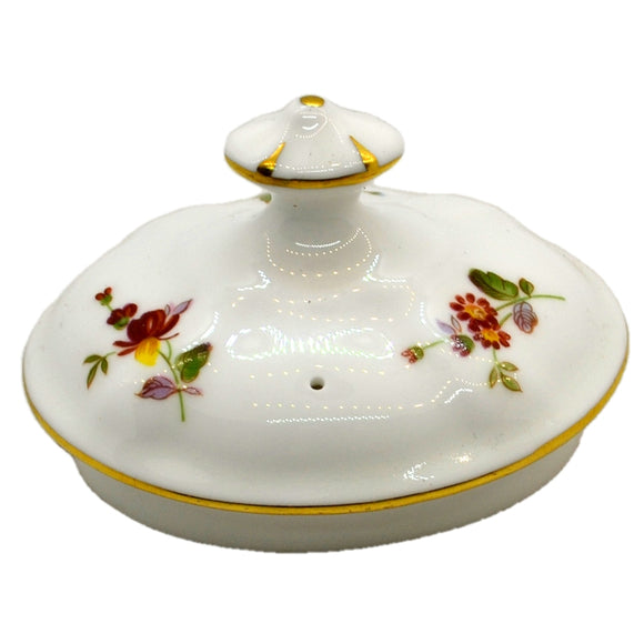 Royal Crown Derby Posies China Small Teapot Lid