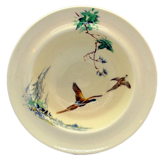Royal Doulton the Coppice china vintage dessert bowl