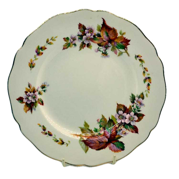 Vintage Royal Doulton china Wilton dessert plate