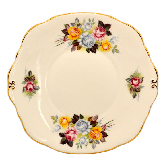Duchess China Mossleigh Cake Plate