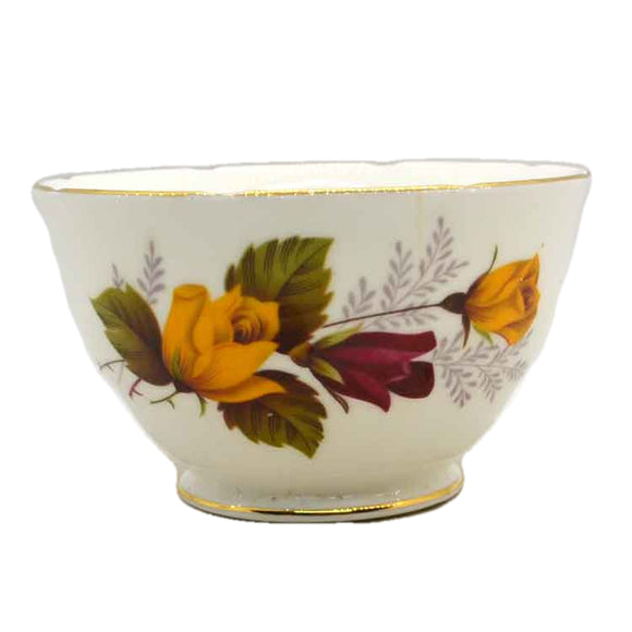 Duchess China 304 Roses Sugar Bowl