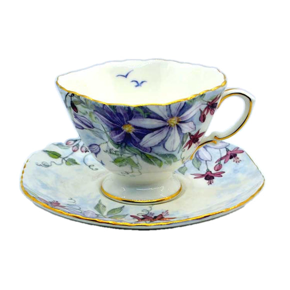 Duchess china country garden teacup
