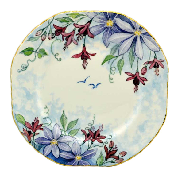 Duchess china country garden plate