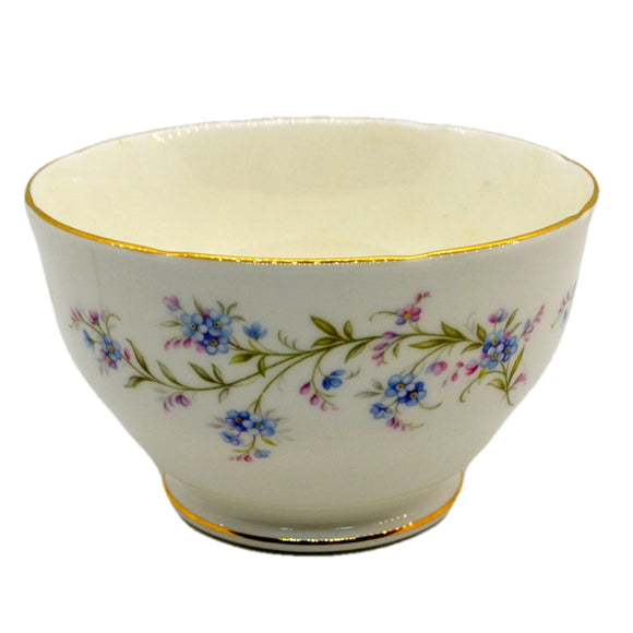 Duchess china tranquillity sugar bowl