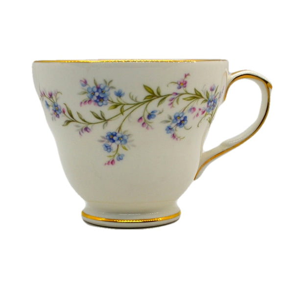 Duchess bone china Tranquillity pattern tea cups