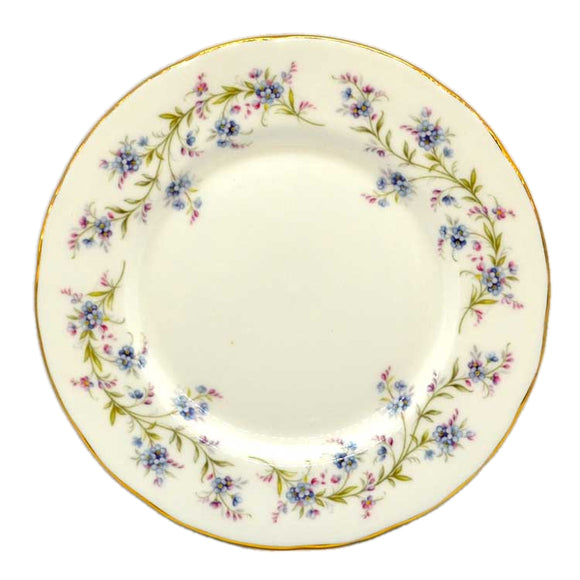 duchess tranquillity china side plate
