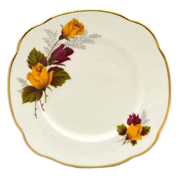 Duchess China 304 Roses Side Plate