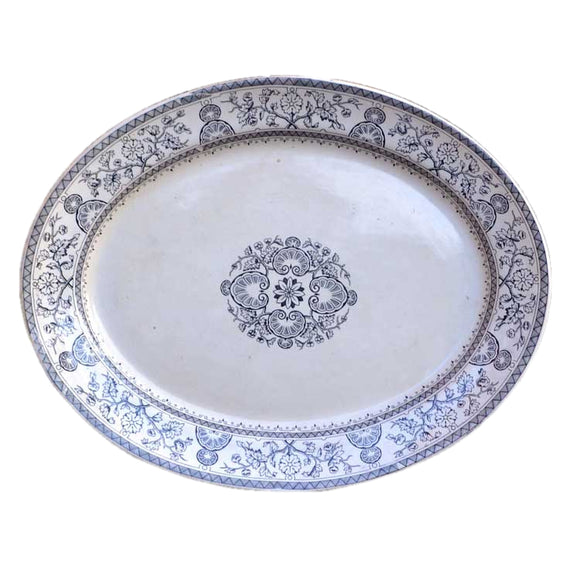 Edge Malkin & Co Cairo antique platter