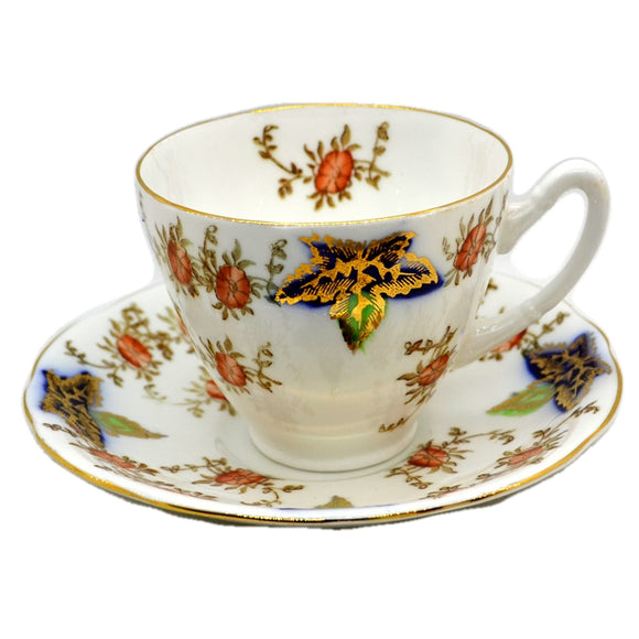 Rare T C Wild Royal Albert Teacup and Saucer c1900-1905