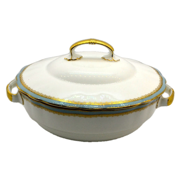 Elijah Bain Foley China Versaille Lidded tureen 1948-1963