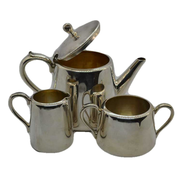 Elkington and Co silver plated tea set