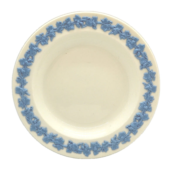 Wedgwood China Embossed Queensware Side Plate