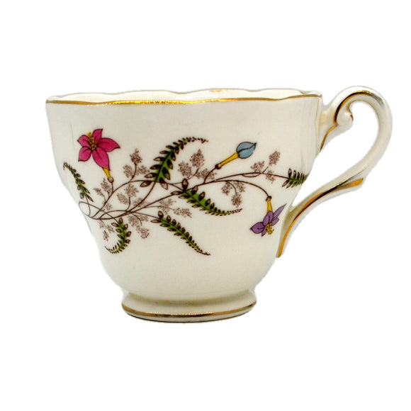 Royal Standard Bone China fancy Tree Teacup