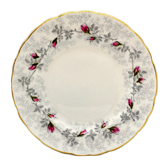 Tuscan Floral China Fashion Rose Side Plate 1947 R H & S L Plant