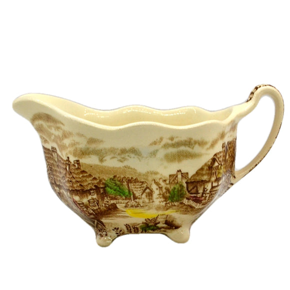 Johnson Brothers China The Freindly Village Jug