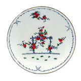 Gladstone floral china saucers