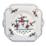 vintage cake serving plate by Gladstone china